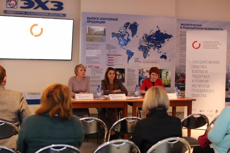 в Зеленогорске завершился муниципальный форум по вопросам развития гражданского общества